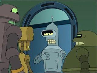 Futurama: Bender Gets Made