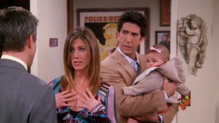 Friends: The One Where Rachel Goes Back to Work