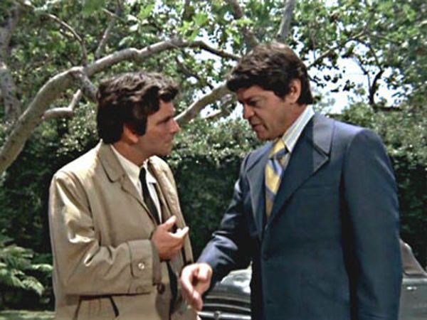 columbo suitable for framing ending a relationship