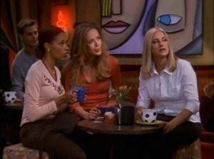 Friends: The One Where Ross Hugs Rachel