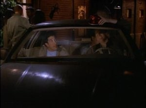 Friends: The One with the Ride-Along