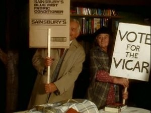 The Vicar of Dibley: Election