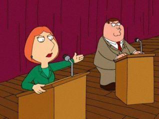 Family Guy: Running Mates