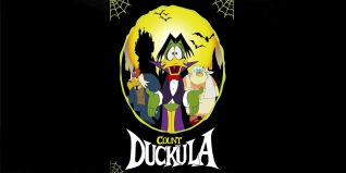 Count Duckula [Animated TV Series]
