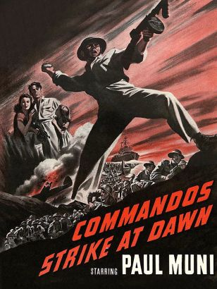 The Commandos Strike at Dawn