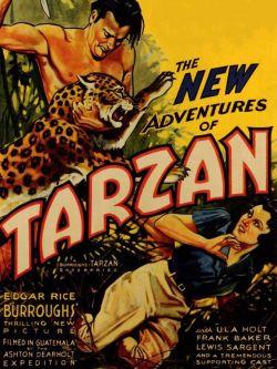The New Adventures of Tarzan [Serial]