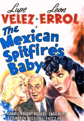 Mexican Spitfire's Baby