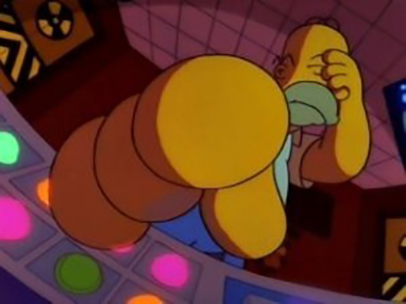 The Simpsons: Homer Defined