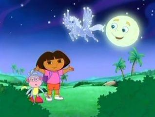 Dora the Explorer: Dora's Pegasus Adventure