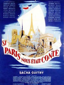 Si Paris Nous Etait Conté