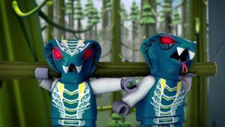 LEGO Ninjago: Masters of Spinjitzu: Home