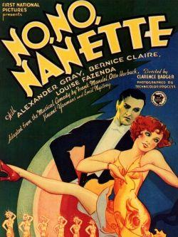 No, No Nanette