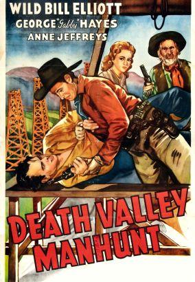 Death Valley Manhunt