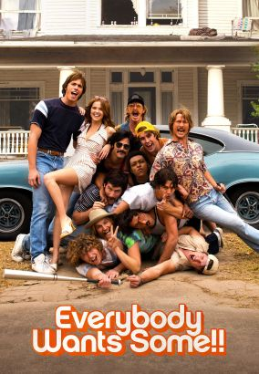 Everybody wants some!! / Paramount Pictures and Annapurna Pictures present &#59; a Detour Filmproduction &#59; produced by Megan Ellison, Ginger Sledg