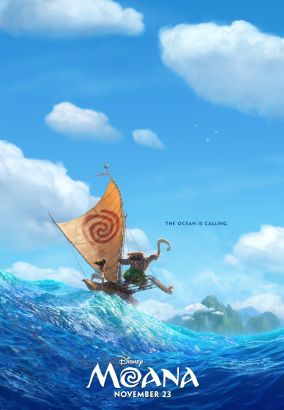 Moana / Walt Disney Animation Studios &#59; screenplay by Jared Bush&#59; directors, Ron Clements, John Muskr, Don Hall, Chris Williams.