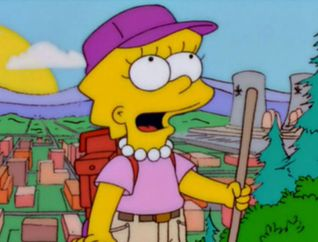 The Simpsons: Lisa the Tree Hugger