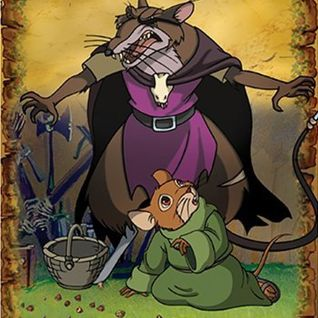 Redwall [Animated TV Series]