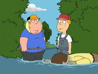 Family Guy: To Live and Die in Dixie
