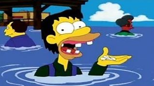 The Simpsons: Sweets and Sour Marge