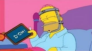 The Simpsons: Jaws Wired Shut