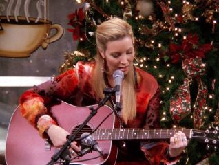 Friends: The One With Christmas in Tulsa