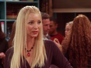 Friends: The One With Phoebe's Rats