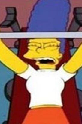 The Simpsons: Strong Arms of the Ma