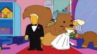 The Simpsons: Mr. Spritz Goes to Washington