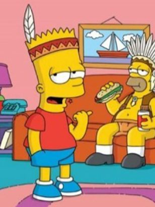 The Simpsons: The Bart of War