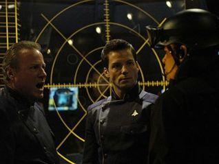 Battlestar Galactica: The Captain's Hand