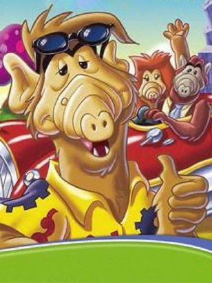 ALF: The Animated Series [Animated TV Series]