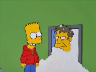 The Simpsons: Skinner's Sense of Snow