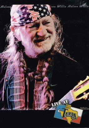 Willie Nelson: Live at Billy Bob's Texas