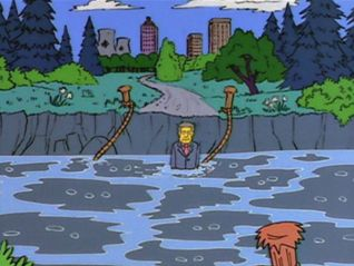 The Simpsons: The Boy Who Knew Too Much