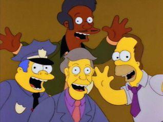 The Simpsons: Homer's Barbershop Quartet