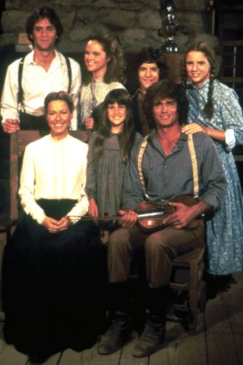Little House On The Prairie Tv Series 1974