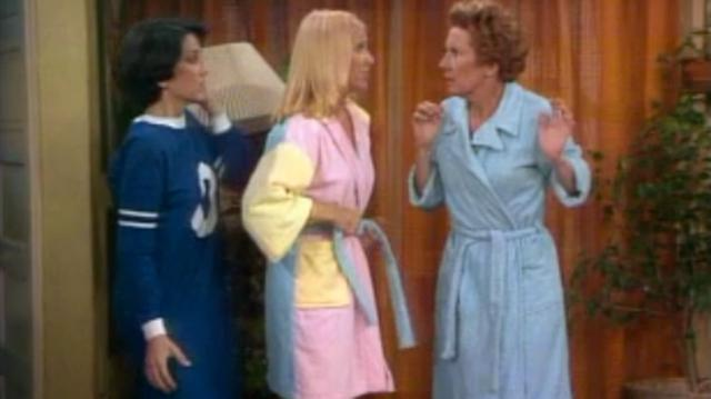 Three's Company: And Mother Makes Four