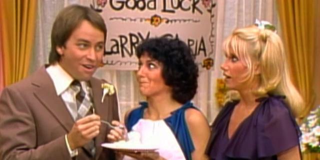 Three's Company: Larry's Bride