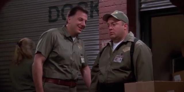 The King of Queens: Screwed Driver