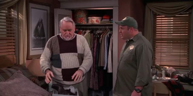 The King of Queens: S'Poor House