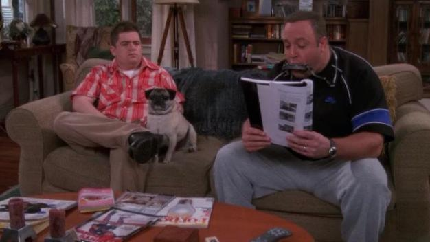 The King of Queens: Clothes Encounter