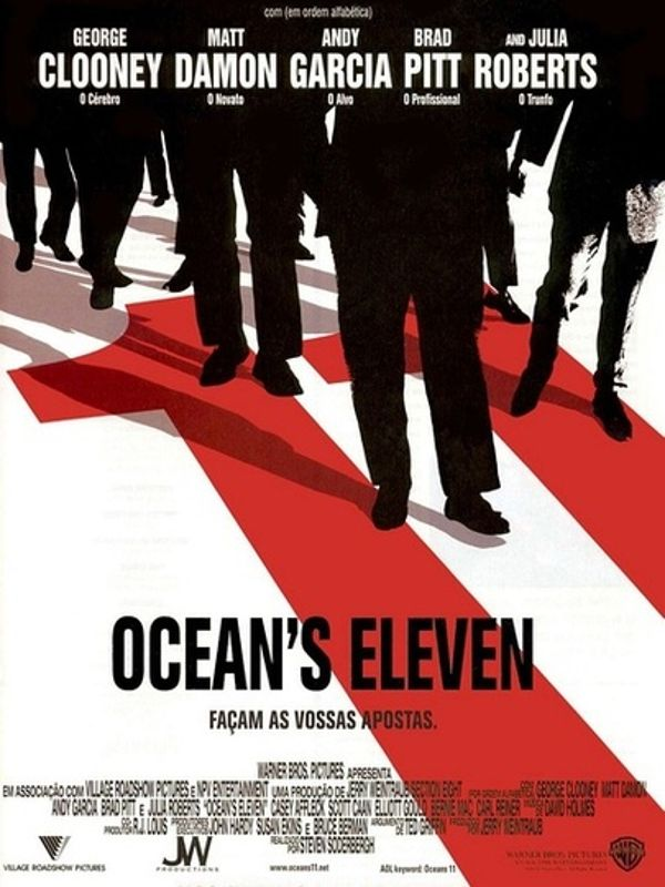 ocean s eleven review Review by gary tooze production swinging comedy and a stunning twist ending now in gorgeous hi-def, ocean's 11 is your entertainment the below blu-ray captures were taken directly from the blu-ray disc the original ocean's eleven is brought to blu-ray by warner on.