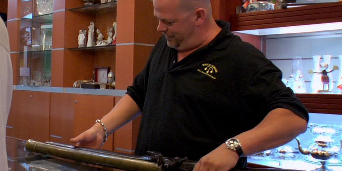 Pawn Stars: Fired Up