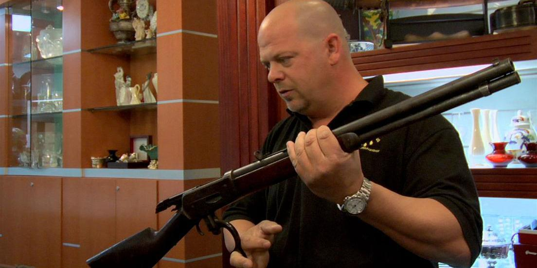 Pawn Stars: Tattoos and Tantrums