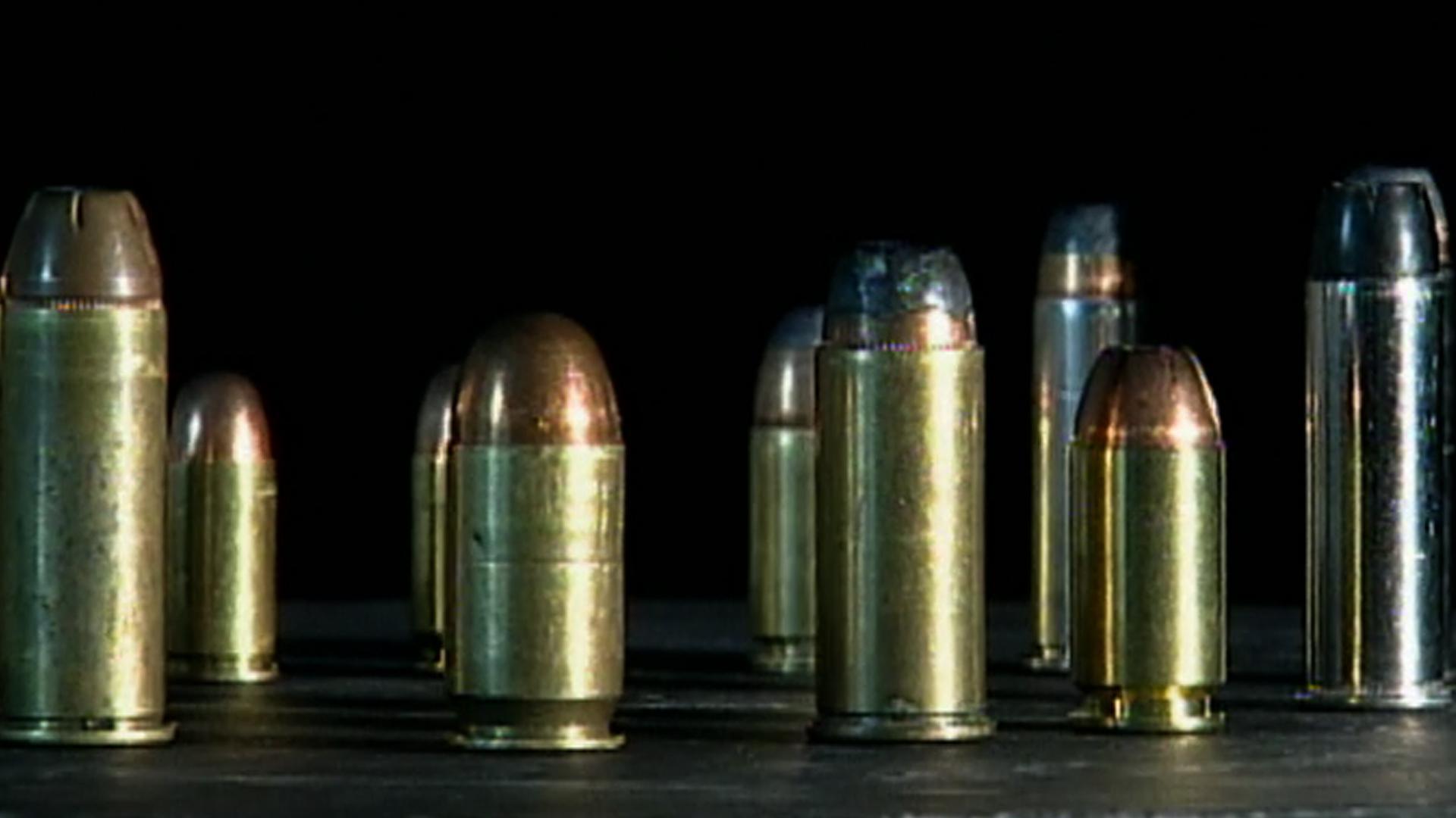 Modern Marvels: Bullets