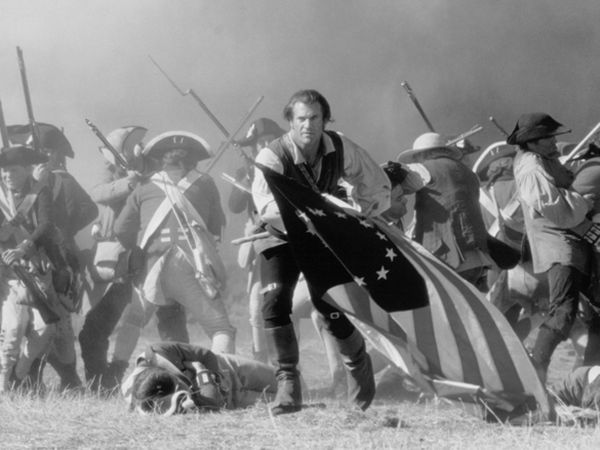 patriot movie review For a relentlessly unoriginal, pandering and predictable, two-and-a-half hour  revolutionary war epic that white-washes slavery, chooses exaggerated.