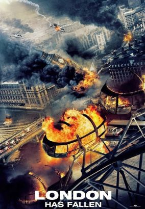 London has fallen / Gramercy Pictures presents &#59; a Millennium Films, G-Base production &#59; produced by Gerard Butler [and five others] &#59; scr