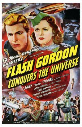 Flash Gordon Conquers the Universe [Serial]