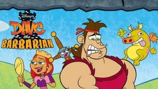 Dave the Barbarian [Animated TV Series]