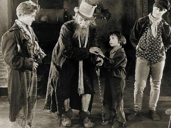 essays review of oliver twist
